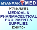 Myanmar Med- International Medical Exhibition